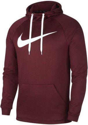 świetne ceny nowe promocje butik wyprzedażowy Bluza z kapturem męska Dry Hoodie Pro Swoosh Nike (czarna ...