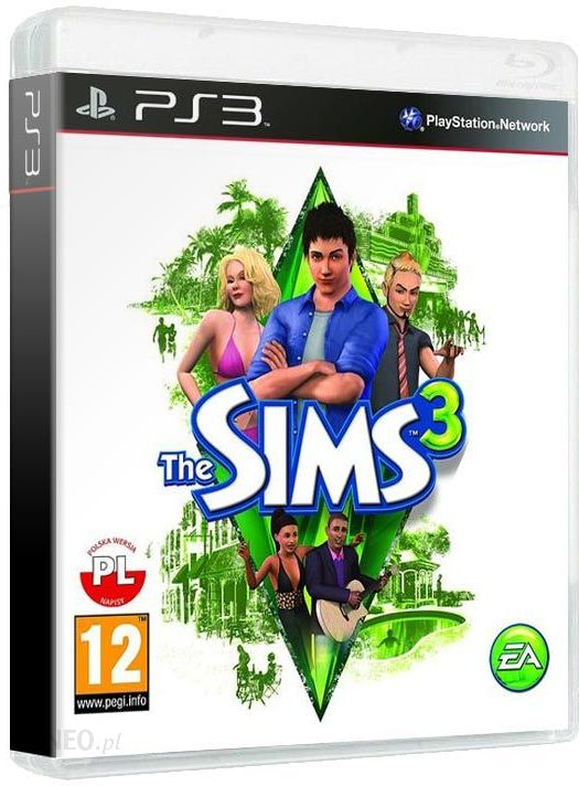 The Sims 3 Gra Ps3 Ceneo Pl