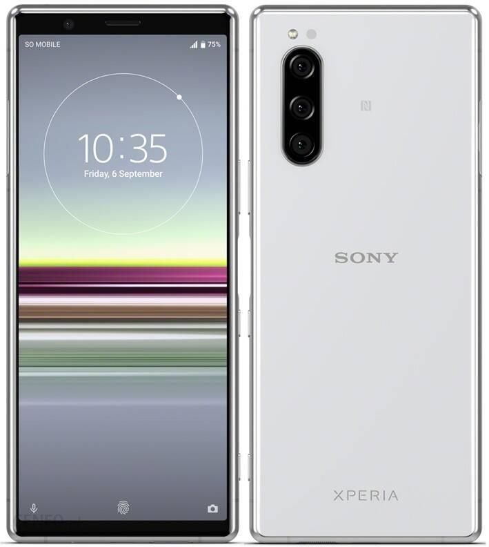 Sony Xperia 5 Szary Cena Opinie Na Ceneo Pl