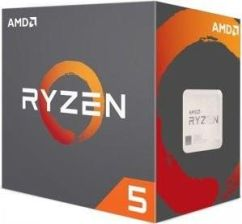 AMD Ryzen 5 1600 3,2GHz BOX (YD1600BBAFBOX)