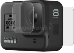 GoPro Tempered Glass Lens + Screen Protectors for HERO8 Black (AJPTC001)