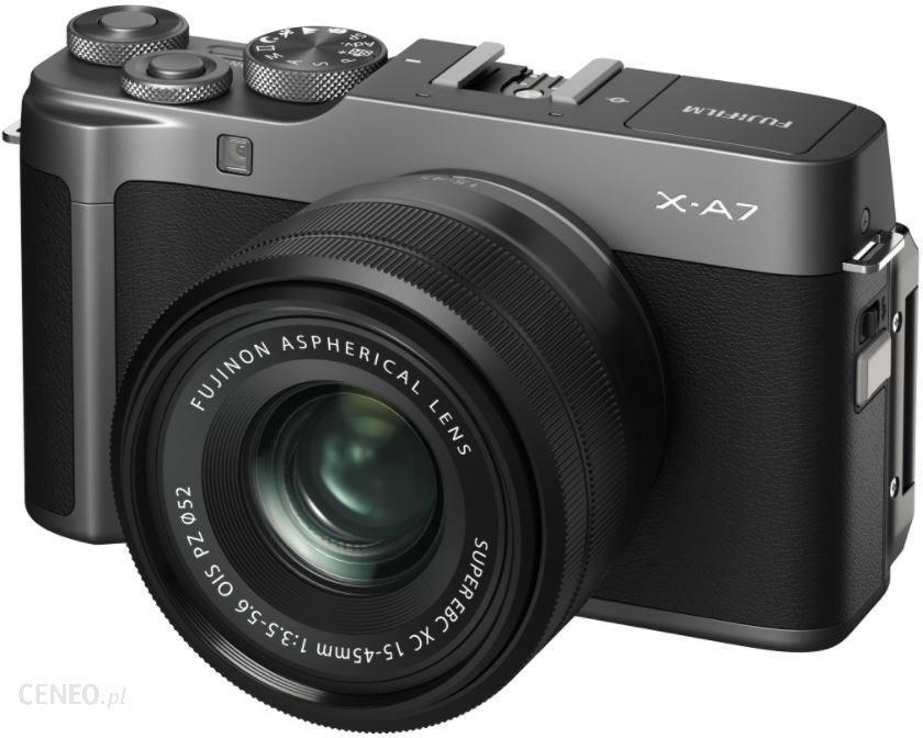 """Fujifilm X-A7 Black"""