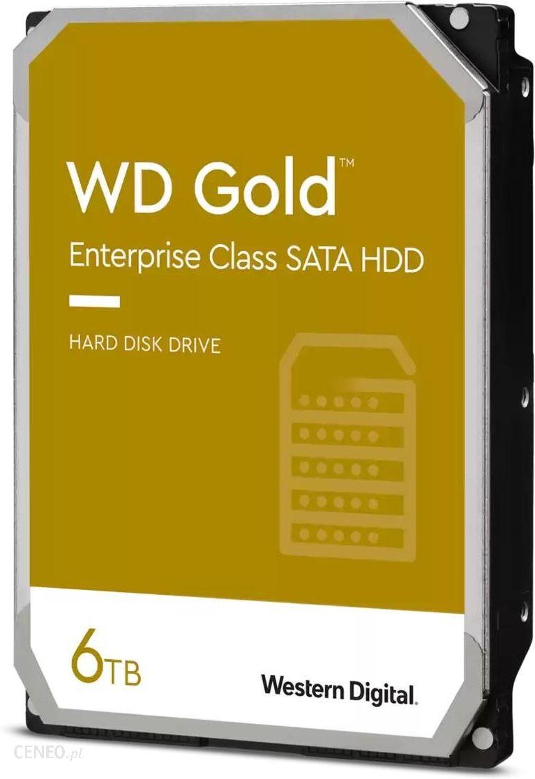 WD Gold 6TB (WD6003FRYZ)