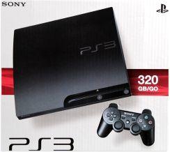 Konsola Sony Playstation 3 Slim 320gb Opinie Komentarze O Produkcie 4