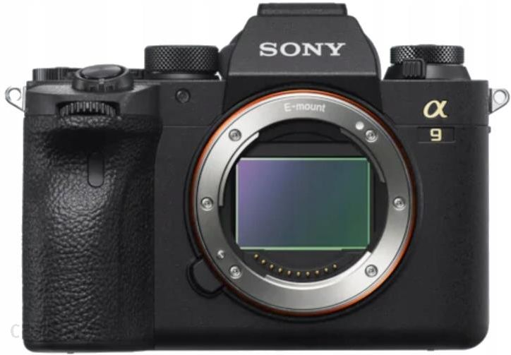 """Sony Alpha A9 II"" korpusas juodas"