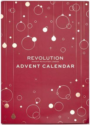 Zestaw Dla Kobiety Makeup Revolution Advent Calendar Niezwykly Kalendarz Adwentowy Z Kosmetykami 2019 Opinie I Ceny Na Ceneo Pl