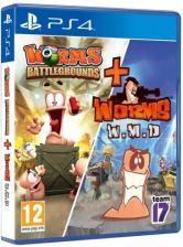 Worms Battlegrounds Worms W M D Gra Ps4 Ceny I Opinie Ceneo Pl