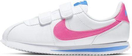 gorące nowe produkty buty do biegania gorące nowe produkty Nike Buty dla małych dzieci Nike Cortez Basic SL - Biel ...