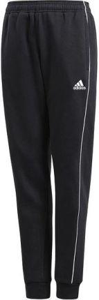Spodnie Yb E 3S Pt DV1794 czarny 152 cm! Ceny i opinie