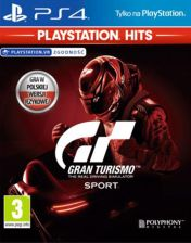Gran Turismo Sport - PlayStation Hits (Gra PS4)