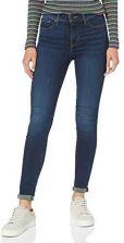 Levi's 502 regular tapered fit jeans in pauper dark wash