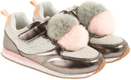 Nike 454375 011 Lykin 11 Buty sportowe dziecięce szare 33