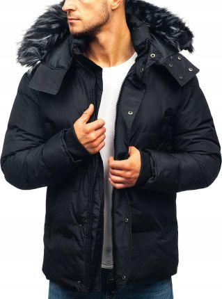 Męska kurtka wiosenna czarna 4F L19 KUMT001 3XL Ceny i