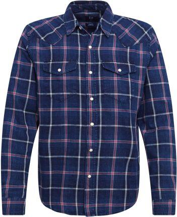 OCHNIK Koszula męska KOSMT 0034 69(Z17)