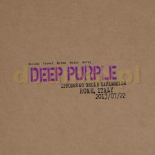 Deep Purple: Live In Rome 2013 (Limited) [3xWinyl]