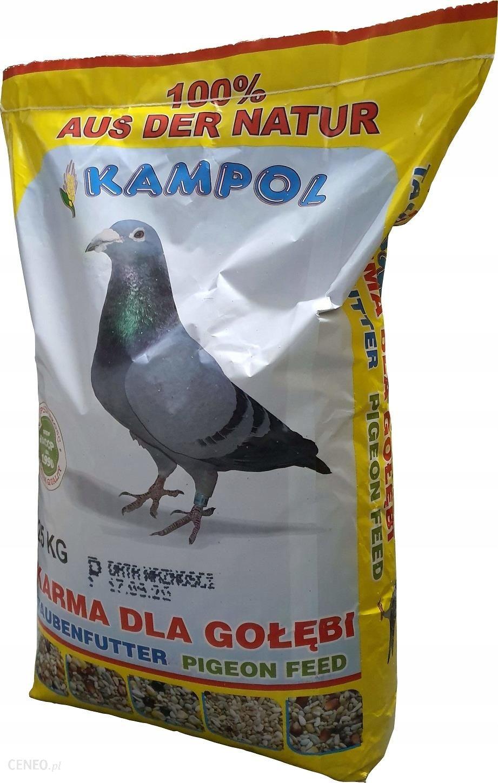 Do Hodowli Zwierzat Karma Pasza Dla Golebi Kampol Pierzeniowa 25kg Ceny I Opinie Ceneo Pl