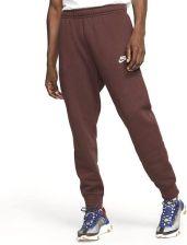 Spodnie dresowe męskie Sportswear Club Fleece Jogger Nike (burgundy) Ceny i opinie Ceneo.pl