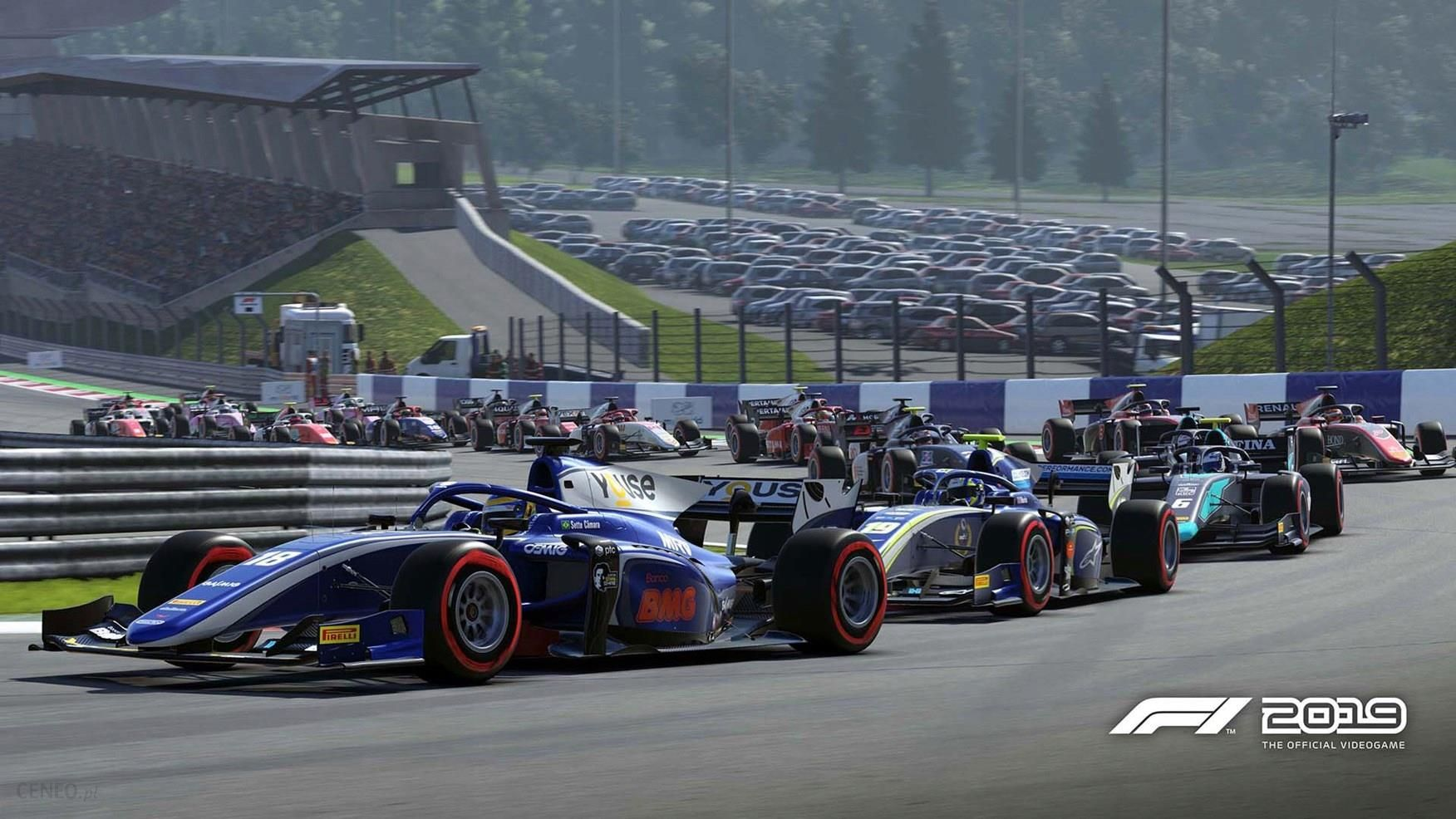 F1 2019 (Gra PS4) - Ceny i opinie - Ceneo.pl
