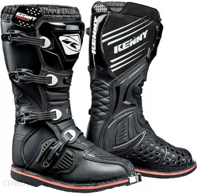 Buty Motocyklowe Kenny Buty Cross Enduro Track Czarne 43 Opinie I Ceny Na Ceneo Pl