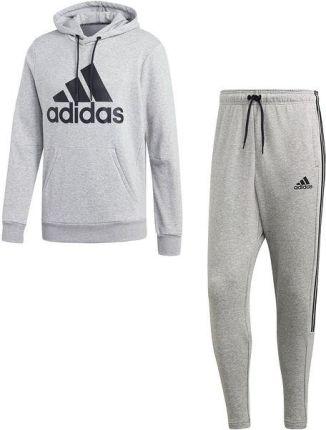 buty do biegania wiele stylów wyprzedaż hurtowa Dresy męskie Adidas - Ceneo.pl