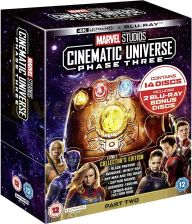 Marvel Studios Cinematic Universe: Phase Three - Part Two [BOX] [6xBlu-Ray 4K]+[8xBlu-Ray]