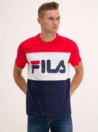 Kolorowe T shirty i koszulki męskie Fila Ceneo.pl