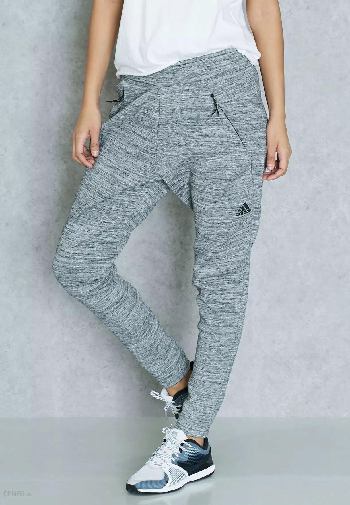 Spodnie dresowe damskie Stadium Pant Adidas (szare) sklep
