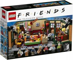 Lego Ideas Central Perk Friends 21319