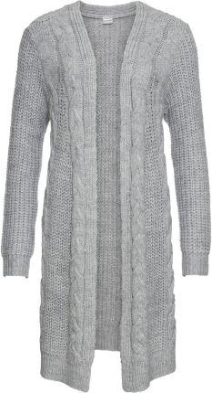 Długi sweter bez zapięcia Ceny i opinie Ceneo.pl