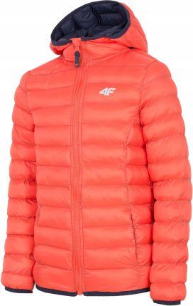 zimowa kurtka dziewczęca ADIDAS puchowa AB4686 164
