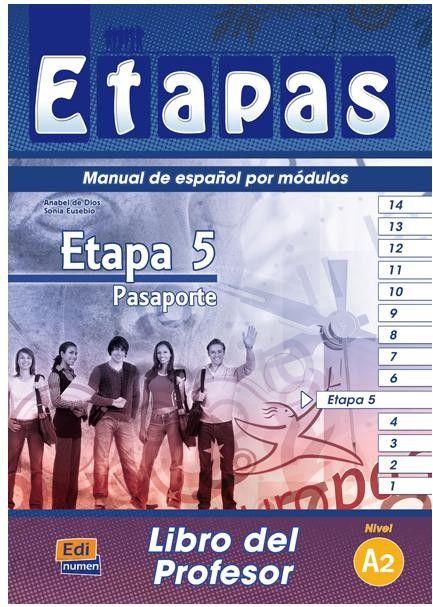 Etapas 5 Podręcznik Metodyczny A2