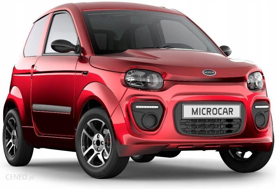 Microcar Mgo 6 Plus Nowy 2020r Kat Am Od 14 Lat Opinie I Ceny Na Ceneo Pl