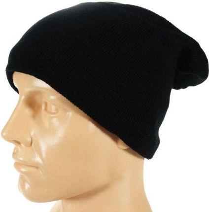 Viking Russian Hat Czapka uszatka zimowa polarowa szara rozm