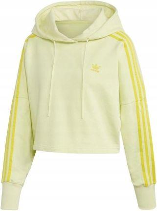 bluza damska żółta sportowa Adidas Stella AH8921