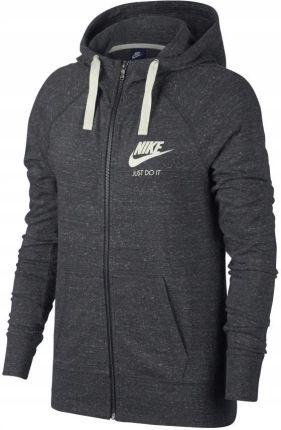 Krótka bluza damska Nike Sportswear Niebieski Ceny i opinie Ceneo.pl