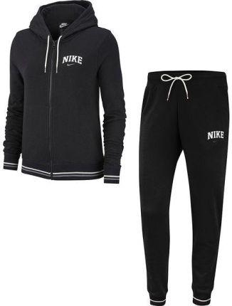 Dres damski Fleece Nike (czarny) Ceny i opinie Ceneo.pl