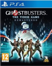 Ghostbusters: The Video Game Remastered (Gra PS4)