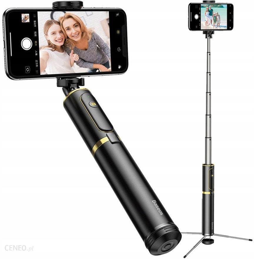 Baseus Fully Folding Selfie Stick Zloty Sudyzp D1v Opinie I Ceny Na Ceneo Pl