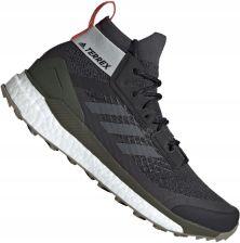 Buty trekkingowe Adidas Terrex Ax2R Beta Mid Cw Primaloft