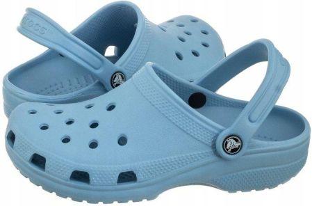 Buty Damskie Klapki Crocs Crocband 11016 0FL Szare Ceny i