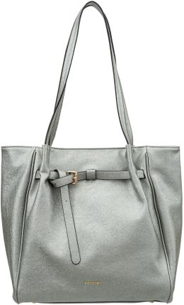 Guess Jeans Damska torba shopper – Alma, biały Ceny i