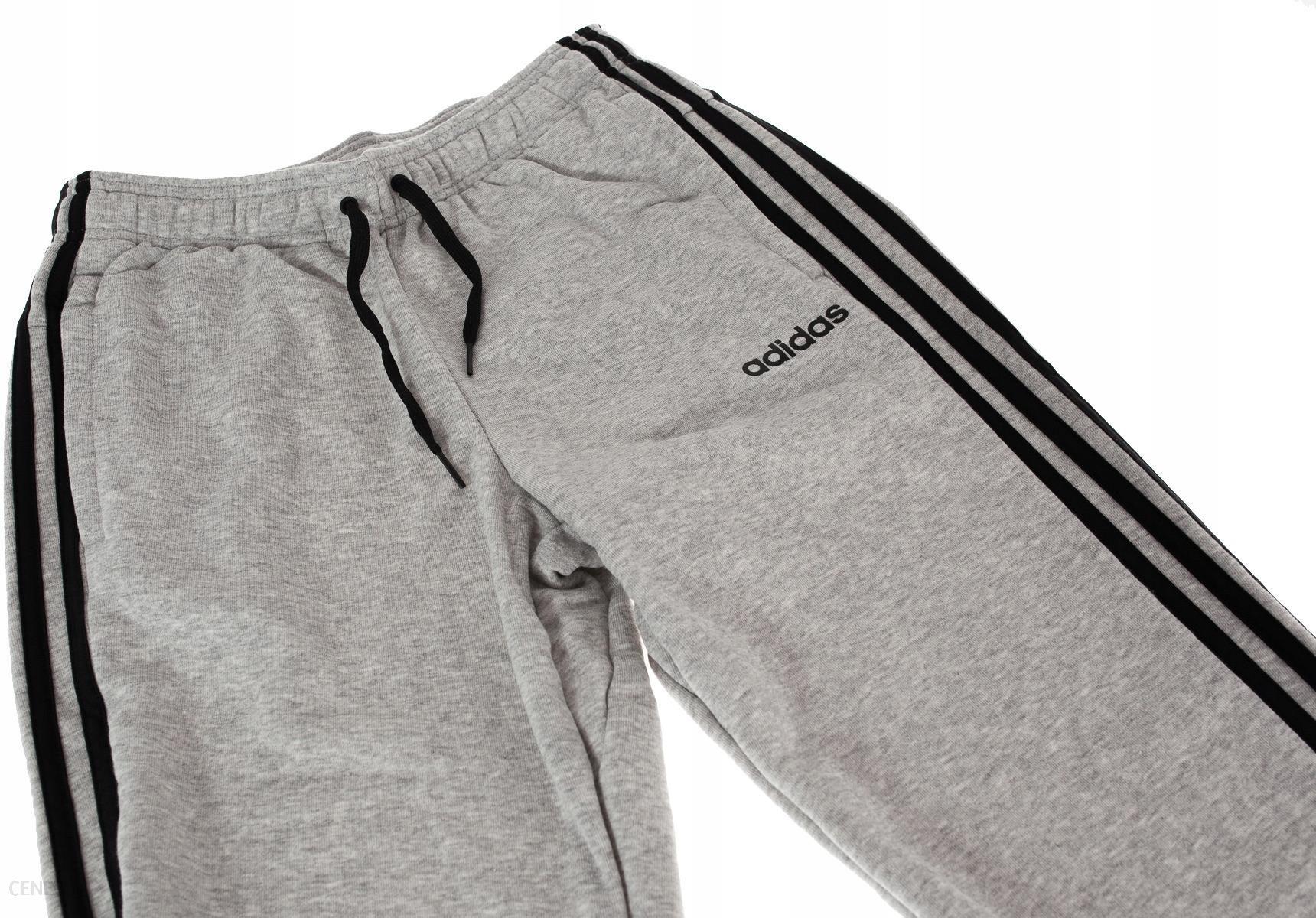 Spodnie Męskie Adidas Essentials 3 Stripes DQ3077