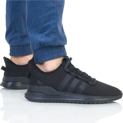BUTY MĘSKIE sportowe lato adidas U_PATH RUN czarne