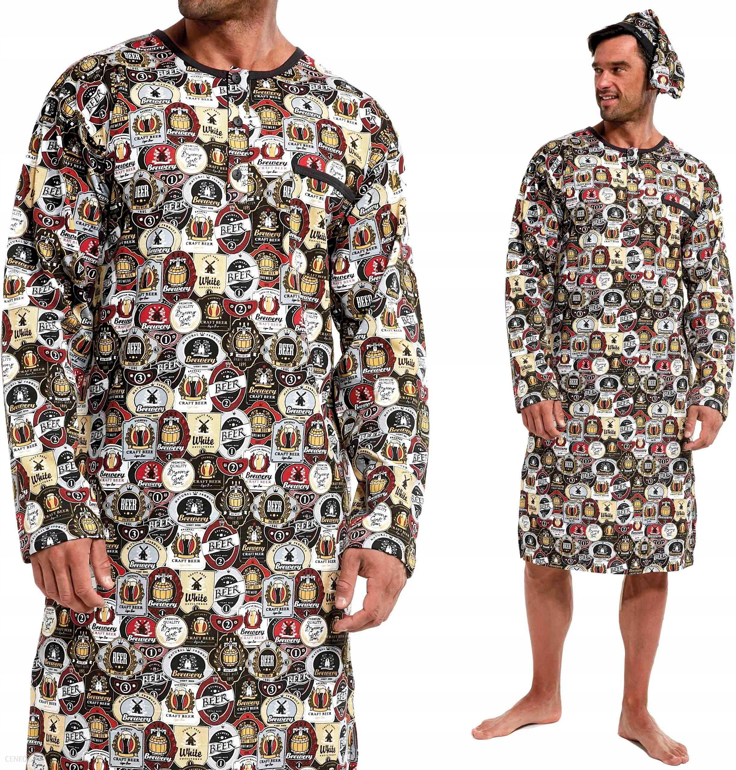 643301 110 Cornette koszula męska nocna szlafmyca Ceny i  dURBr