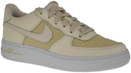 Nike Buty damskie Nike Air Force 1 Sage Low Kremowy Ceny i opinie Ceneo.pl