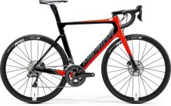Merida Reacto Disc 7000-E 28 Glossy Red Black 2020