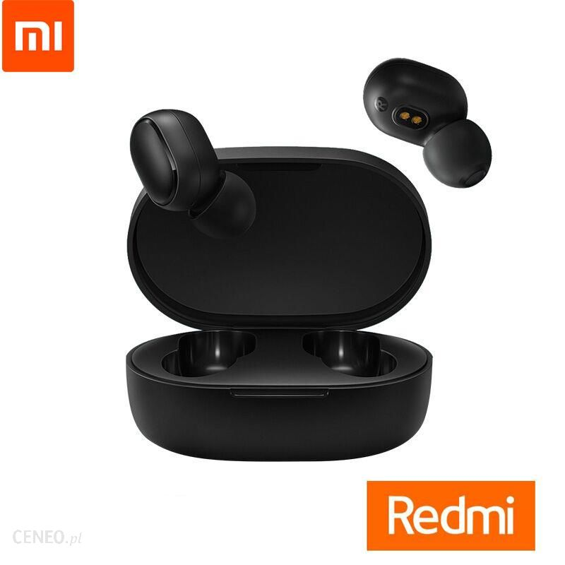 Aliexpress Oryginalny Xiaomi Redmi Airdots Twsej04ls Słuchawki Bluetooth 5 0 Dsp Aktywne Redukcji Szumów Ceneo Pl