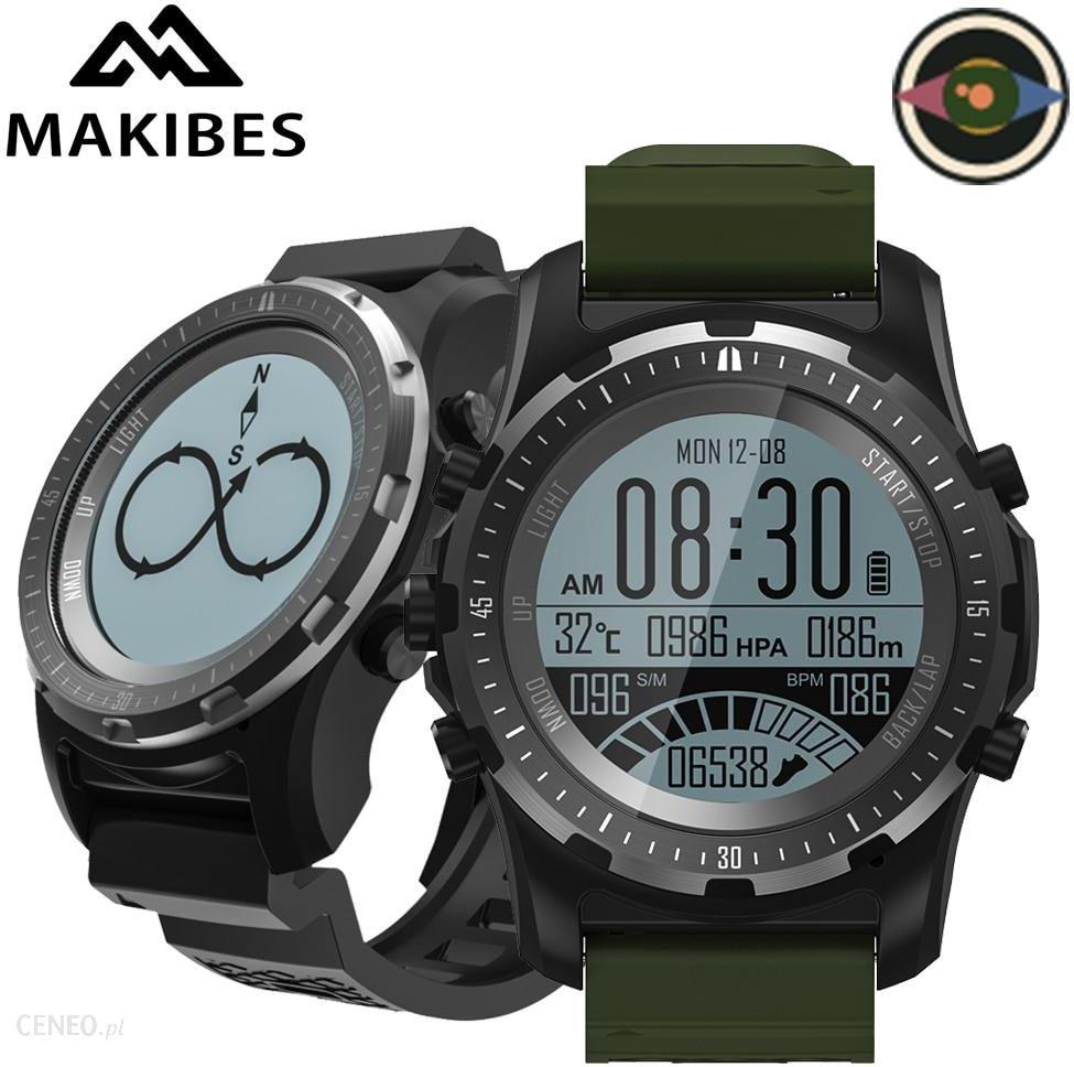 zegarek prędkościomierz z gps