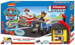 Carrera Tor First 63031 Paw Patrol Chase I Marshall Race N Rescue