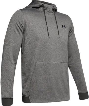 Bluza męska Unstoppable Knit Crew Under Armour (ciemny szary melanż)